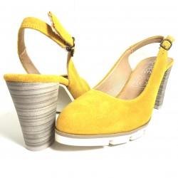 Zapatos de tacón extraflex...
